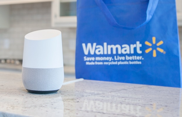 Voice Enabled Shopping