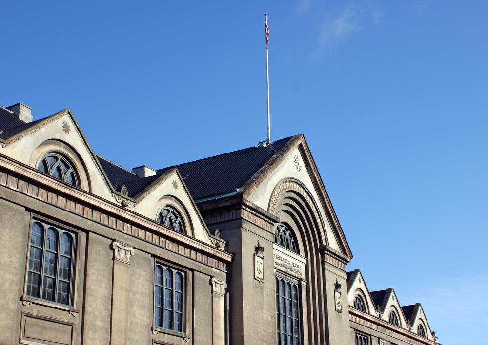 Universities in Denmark