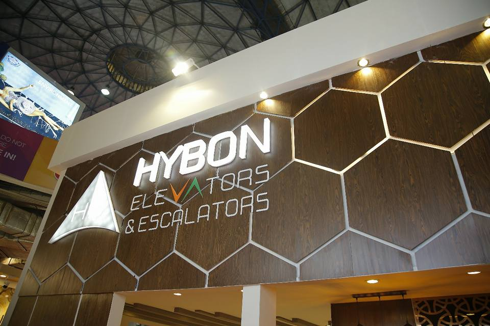 Hybon Elevators and Escalators | Contemporary Elevators