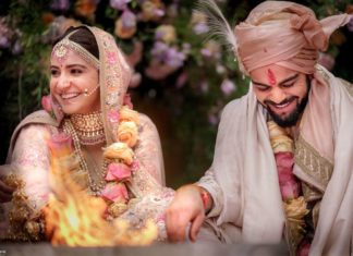 Virat Anushka Wedding Photos