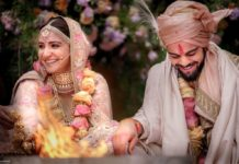 Virat Anushka Wedding Photos